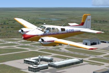 Club Aircraft FSX